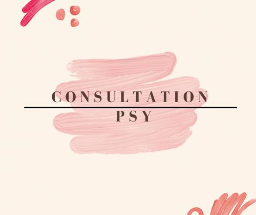 consultation Psy cabinet ou en ligne