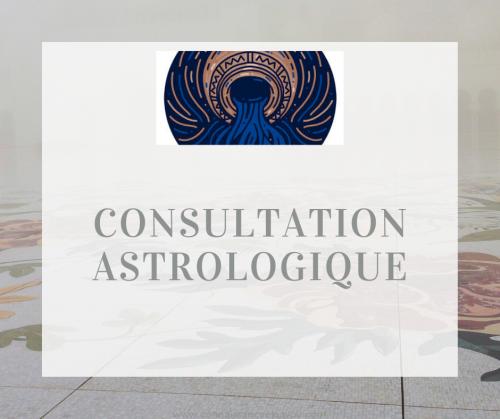 consultation astrologique ou en ligne